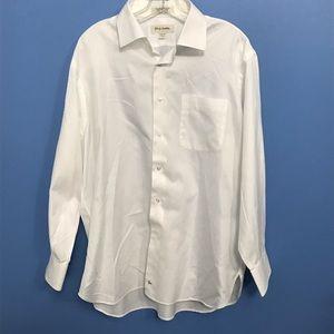John W. Nordstrom White Dress Shirt